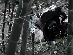 Horny teens caught by a voyeur on Watchteencam.com