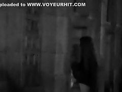 Voyeur catches fingering and sex on Watchteencam.com