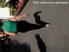 Big ass in black pants on Watchteencam.com