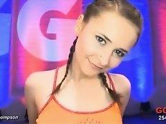GGG - Victoria die Schwanzaussaugerin on Watchteencam.com