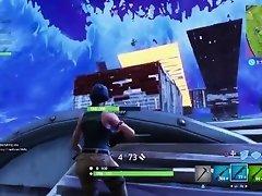 3 People Get Fucked Fortnite Battle Royale on Watchteencam.com