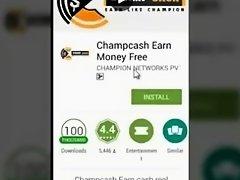CHAMPCASH APP REFER ID 16822755 on Watchteencam.com