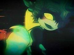 Midna 2D Animation Part 2 on Watchteencam.com