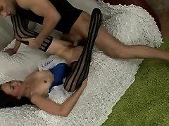 TINY ASIAN LOVES ANAL - GIRL NEXTDOOR on Watchteencam.com