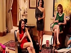 Seduction is in the air at swingers lair on Watchteencam.com