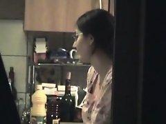 Espiando por la ventana 3 on Watchteencam.com