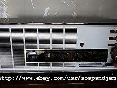 Vintage Radio All Transistor Philips Sagitta B4D53AT. on Watchteencam.com