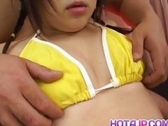 Nao has shaved slit fucked on Watchteencam.com