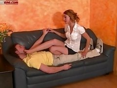 The Realtor 2 - Foot Licking Domination on Watchteencam.com
