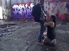 MAGMA FILM German Teens in an abandoned factory on Watchteencam.com