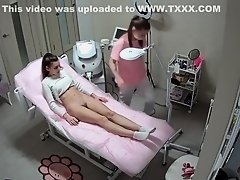 Hidden Cam - Russian Salon Depilation 03 on Watchteencam.com