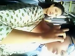 Dicking in crowed bus 1 on Watchteencam.com