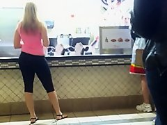 Candid Booty #1 on Watchteencam.com