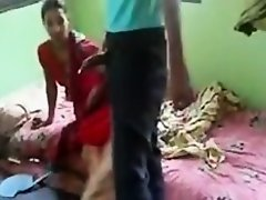 Real desi bhabhi screwed by her devar secretly at home on Watchteencam.com