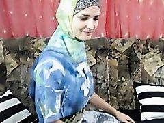 malak arabic angel on cam2 on Watchteencam.com