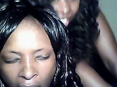 Amateurs Fucking Lesbian Babes Ebon on Watchteencam.com