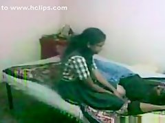 Cute nerdy glassed indian girl makes a sextape on Watchteencam.com