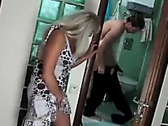 Hawt Russian Mommy Porn Clip Enjoying Sex With Younger Stud on Watchteencam.com