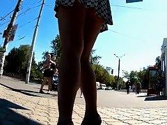Upskirt big tight ass hiden camera on Watchteencam.com