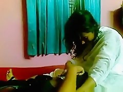 2 guys take turns fucking an indian slut on Watchteencam.com