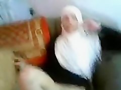 Muslim girl homemade sextape on Watchteencam.com