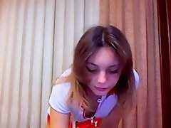 Cute gal from Russian Federation acquires exposed on webcam on Watchteencam.com