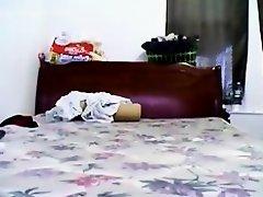 desi cute indian bhabhi drilled by bf n recorded secretly on Watchteencam.com