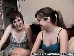 A Hawt Afternoon With Jenny and Missy on Watchteencam.com