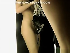 Small tits and perfectly shaved pussy on Watchteencam.com