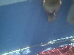 Hot Water on Watchteencam.com