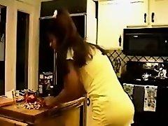Angela Devi - Finger Looking Fine on Watchteencam.com