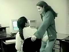 2 girls go lesbian on eachother in college on Watchteencam.com