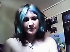 Webcamz Archive - Emo Juvenile Cutie on Watchteencam.com