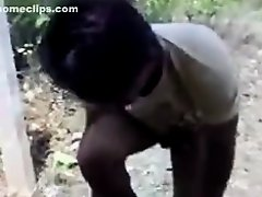 Indian Randi Screwed Outdoors Gaand Nai Marne Dei Mai on Watchteencam.com