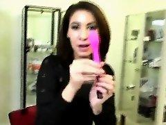 Blonde Flashing Titties During Public Money Talks Stunt on Watchteencam.com