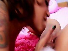 Hot lesbians enjoy eating each other on Watchteencam.com