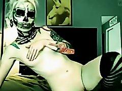 Skull Fucked on Watchteencam.com