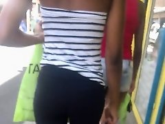 Sexy french teen ass on the street on Watchteencam.com