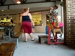 Young Chubby in Public on Watchteencam.com