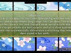 Senran Kagura Shinovi Versus Gessen School Chapter 1-2 on Watchteencam.com