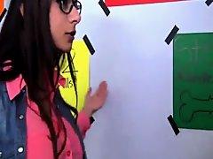 Arab straight womans xxx BJ Lessons with Mia Khalifa on Watchteencam.com
