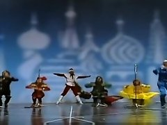 ryssä tanssi on Watchteencam.com