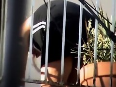 Looking under my neighbor's skirt on Watchteencam.com