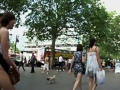 Accidentally showing girlfriend's ass on Watchteencam.com