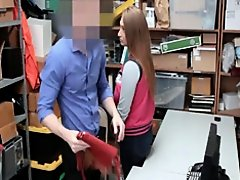 Frisk search leads to the discovery of the stolen goods on Watchteencam.com