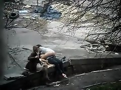 Hard sex at the landfill on Watchteencam.com