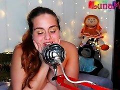 Trailer Hear me moan in your ear --- Full Video Lunamelek.manyvids.com on Watchteencam.com